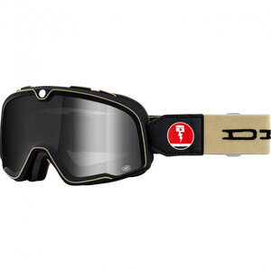 100%            Barstow Crossbrille Deus Ex Machina silber verspiegelt