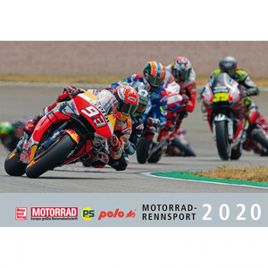 Motorbuch-Verlag            Motorsportkalender 2020