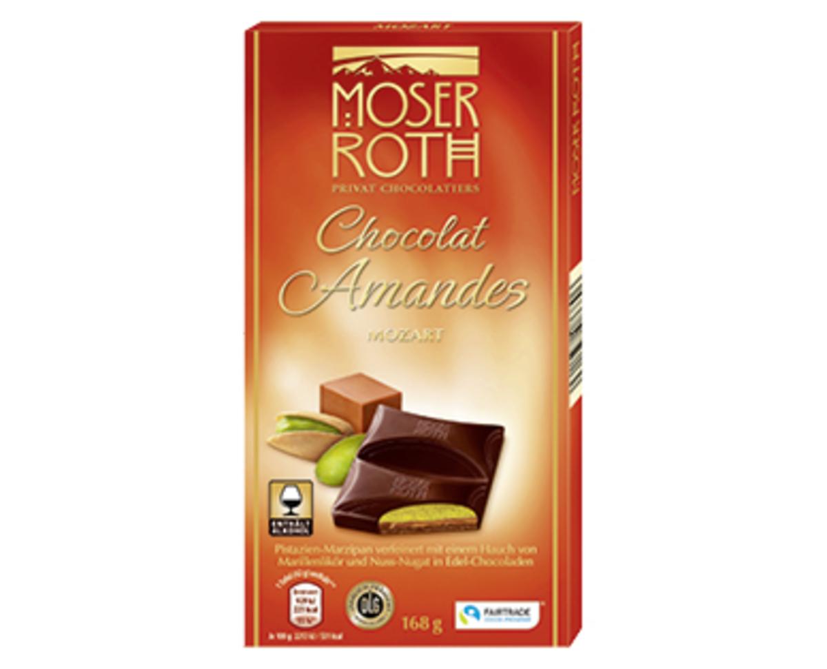 Bild 1 von MOSER ROTH Chocolat Amandes