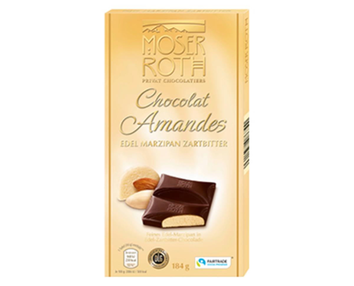 Bild 3 von MOSER ROTH Chocolat Amandes