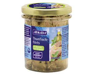 ARMADA Thunfischfilets in Olivenölvariationen