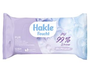 Hakle®  Feucht Feuchtes Toilettenpapier