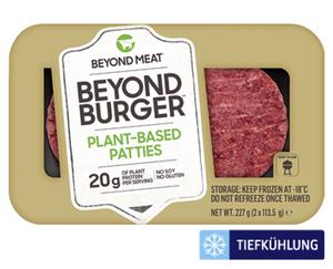 BEYOND MEAT®  Beyond BurgerTM