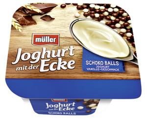 müller®  Joghurt mit der Ecke