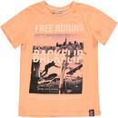 Bild 1 von Jungen T-Shirt in Neonfarbe und Print