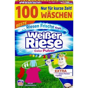Weißer Riese Color Pulver 0.16 EUR/1 WL