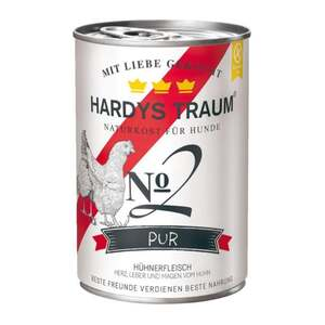 HARDYS Manufaktur Hardys Traum Pur No. 2 Huhn 0.01 EUR/1 g