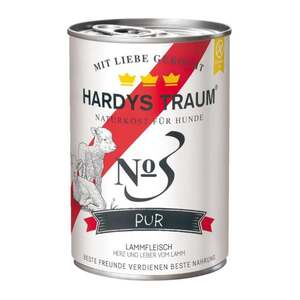 HARDYS Manufaktur Hardys Traum Pur No. 3 Lamm 7.48 EUR/1 kg