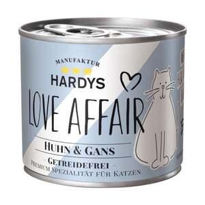 HARDYS Manufaktur Love Affair - Huhn & Gans 1.00 EUR/100 g