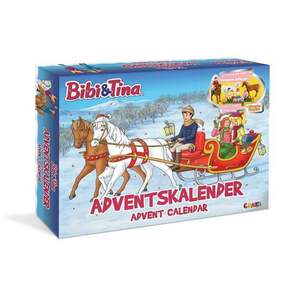 CRAZE Bibi & Tina Adventskalender 2019