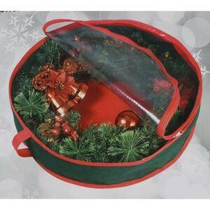 Weihnachtskranz-Aufbewahrungsbox 50x10cm