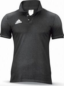 "adidas Polo Shirt ""Tiro""- schwarz, Gr. L"