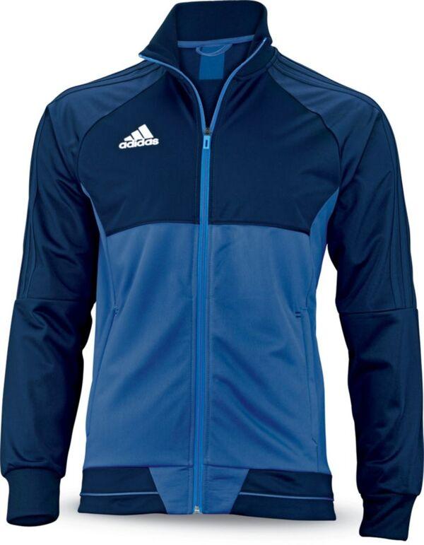 adidas Trainingsjacke Tiro navy, Gr. L von Netto Marken