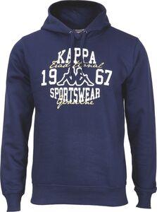 Kappa Herren Hoodie - marine, Gr. L