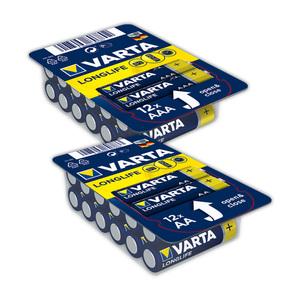 VARTA Long Life Batterien