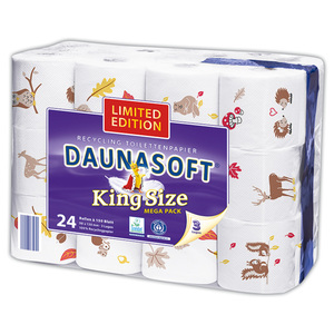 Daunasoft Toilettenpapier XXL