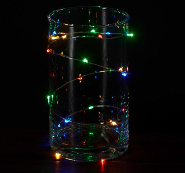 20er-LED-Mini-Lichterkette