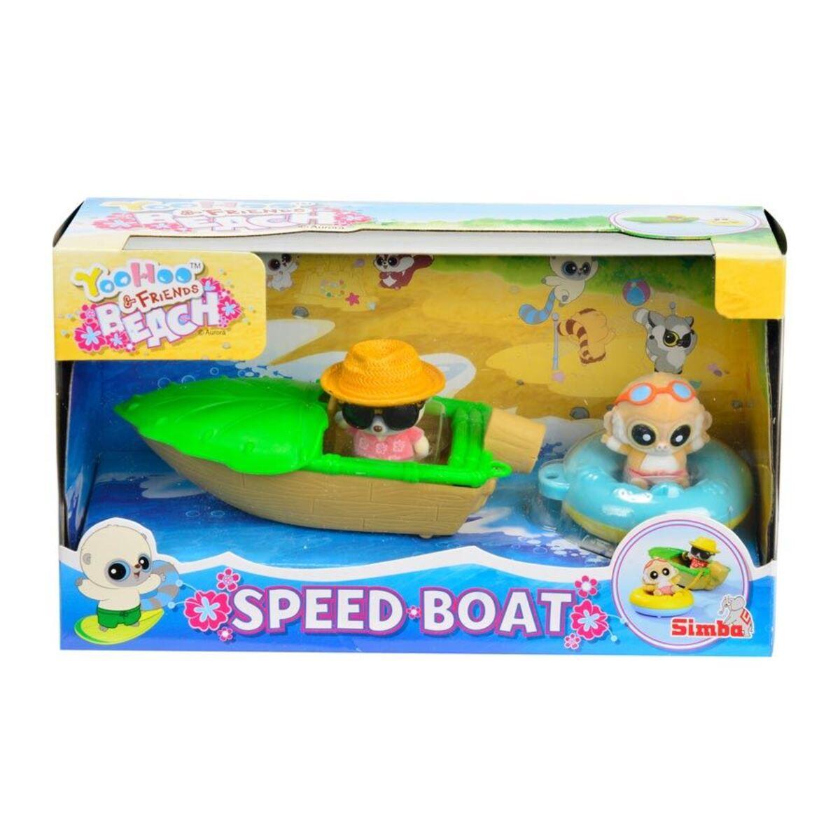 Bild 2 von Simba YooHoo & Friends Speed Boat