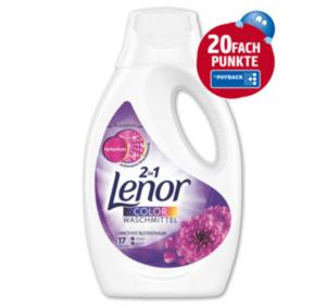 LENOR Color-Waschmittel