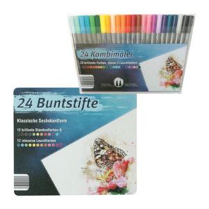 Buntstifte / Kombimaler