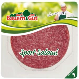 Bauerngut Sport Salami oder Deutsches Corned Beef
