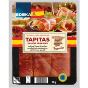 EDEKA España Tapitas Jamón Serrano