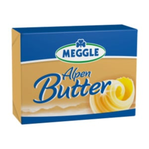 Meggle Joghurt- oder Alpenbutter