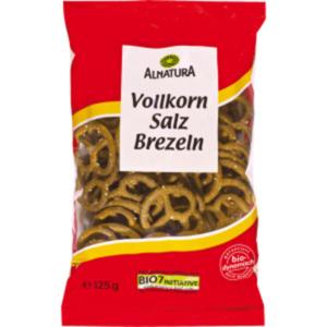 Alnatura Vollkorn-Salz-Brezeln