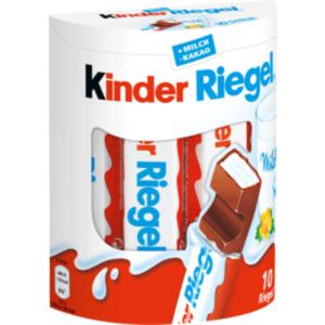 Ferrero Duplo, Kinder Riegel oder Hanuta
