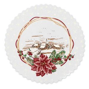 Bella Casa Weihnachts-Tischwäsche