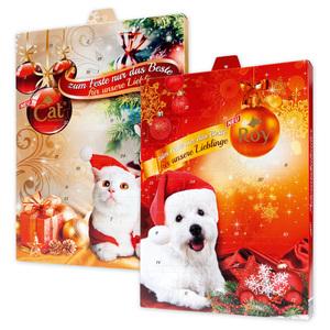 Roy / Cat Adventskalender für Tiere