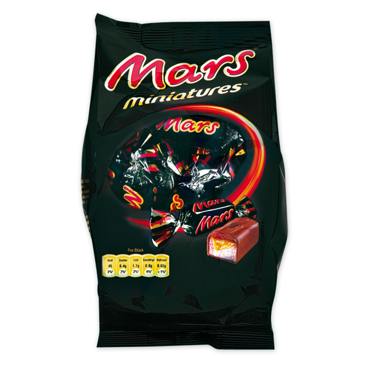 Bild 2 von Bounty/Twix/Mars/Snickers Miniatures