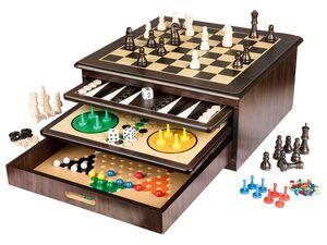 PLAYTIVE® Holzspielesammlung 10 in 1
