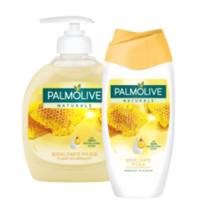 Palmolive Duschgel oder Flüssigseife