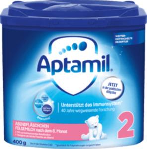 Aptamil Aptamil Abendfläschchen nach 6.Monat 400g