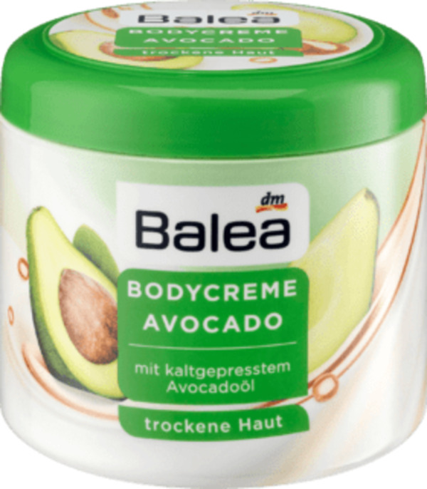 Balea Bodycreme Avocado 500ml