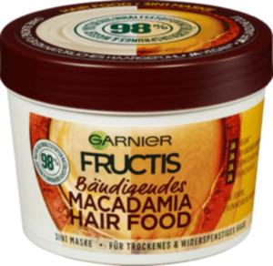 Fructis Maske HAIRFOOD MACADAMIA