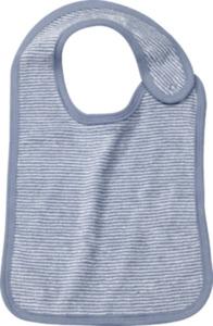 ALANA Baby Lätzchen, in Bio-Baumwolle, blau, weiß, für Mädchen und Jungen