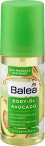 Balea Körperöl Avocado mit kaltgepresstem Avocado-Öl 150ml