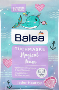 Balea Balea Tuchmaske Magical Team LE