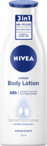 NIVEA Bodylotion Express