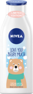 NIVEA Bodylotion Love You Beary Much