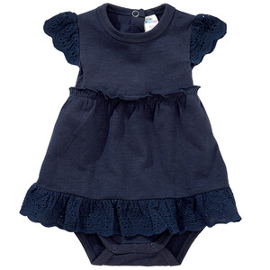 Baby Bodykleid mit Spitze