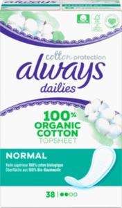 always Slipeinlage Cotton Protection Normal