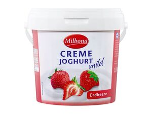 Creme Joghurt, mild