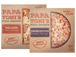 Papa Toni's Pizza Gigante