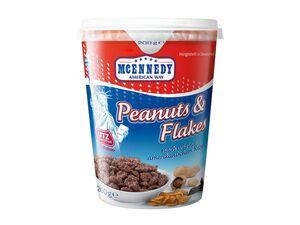 Knusper-Peanut-Cornflakes