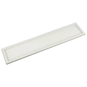 LED-Unterbauleuchte - weiß - 45,7x10 cm - warmweiß