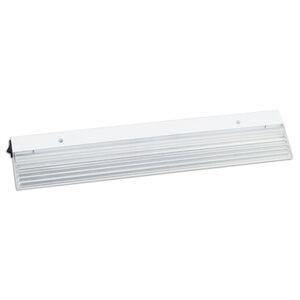 LED-Unterbauleuchte - Acryl klar - 35x7 cm - warmweiß - 2724025100