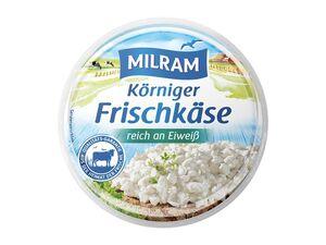 Milram Körniger Frischkäse